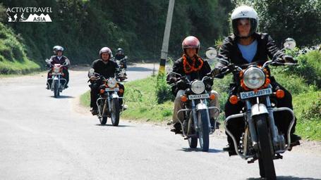 VIETNAM MOTORBIKE TOUR- NORTHWESTERN TRAILS